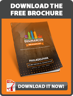 Download DigiMarCon Mid-Atlantic 2021 Brochure